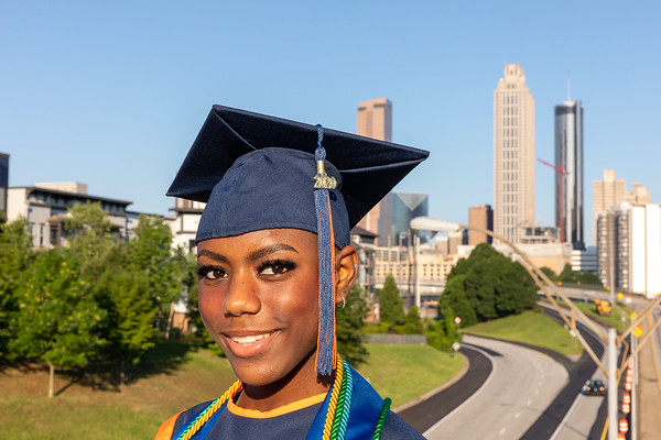 Sade Owens Onumah Graduation Photos