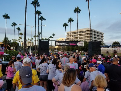 Komen - Race for the Cure - Sept 23 2018