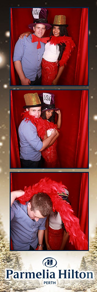 Parmelia Hilton Staff Party Photostrips