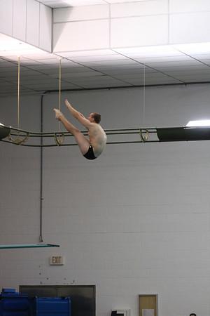 2013-2014 Ashland University Swimming and Diving