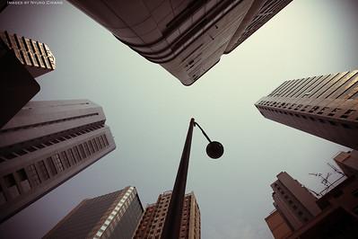 Personal Works | 另一種城市樣貌