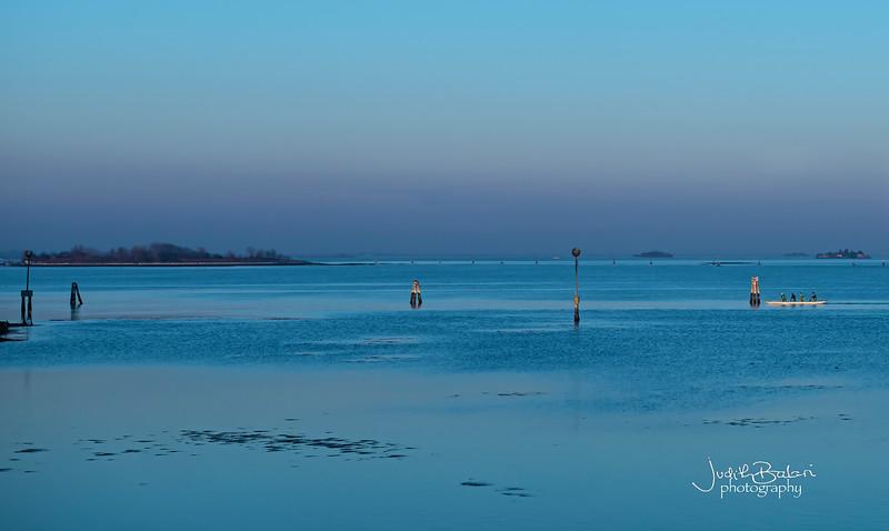 Venice Lagoon, Italy