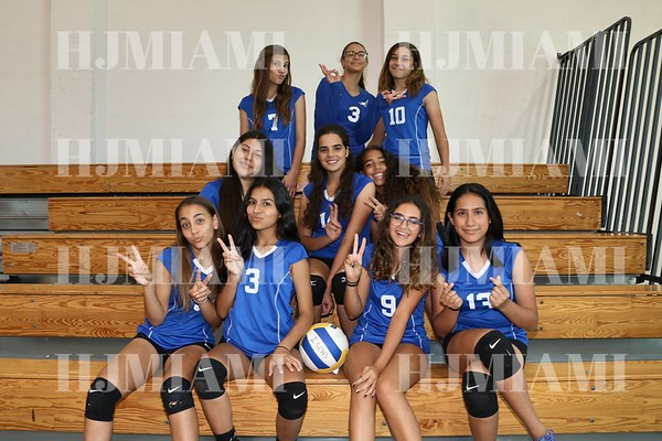 JV & Varsity Volleyball