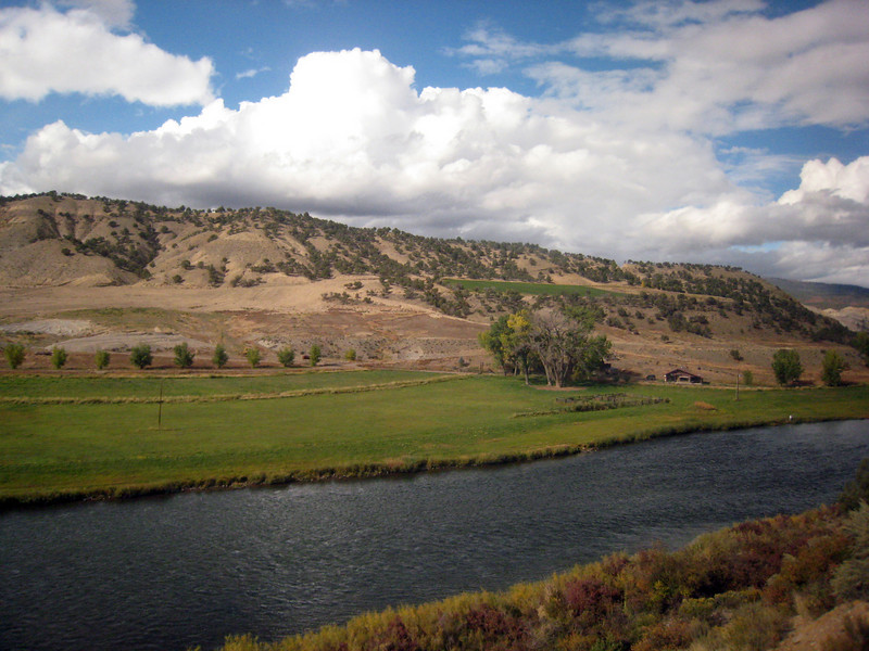 Amtrak California Zephyr: California to Colorado Oct. 2008