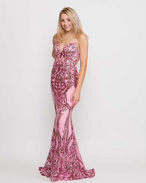 Morilee Pink 43032