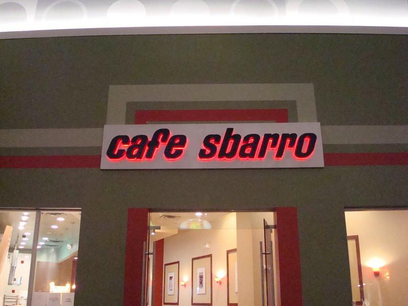 Cafe Sbarro