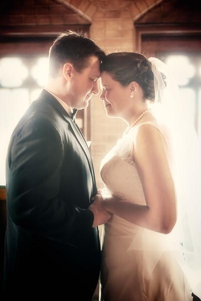 Ann and David Wedding