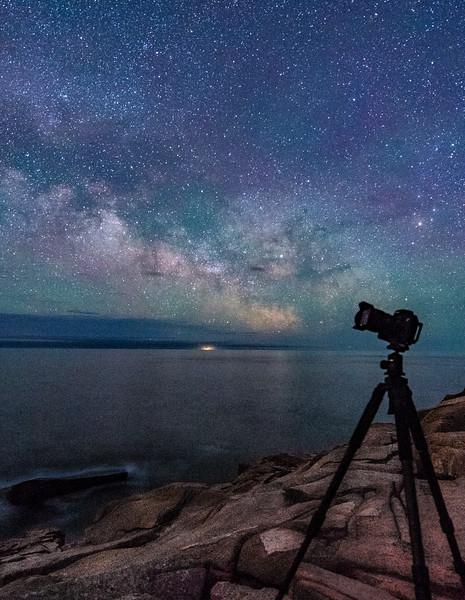 J.K. Putnam's Rig & the Milky Way