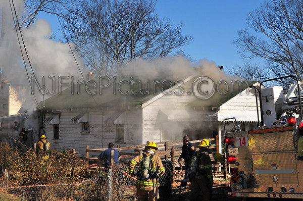 CHATTANOOGA, TENNESSEE House Fire 919 W.39th St. 1/1/09