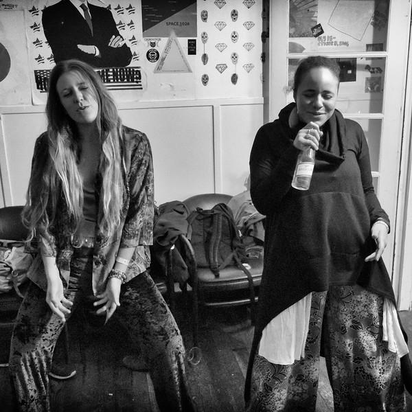 Rainbow Girls - Starline Social Club - Oakland 2017