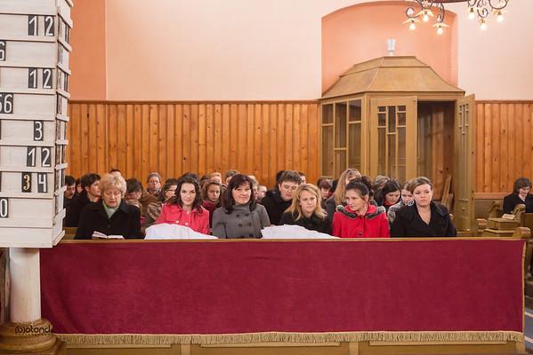 Keresztelő Szatmárhegyen