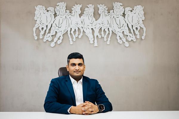 Kinjal Patel Portraits