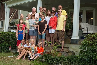 Ingalls Family Reunion, June 2015