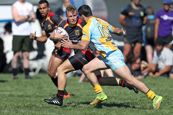 Rugby Germany 2017 Las Vegas Invitational