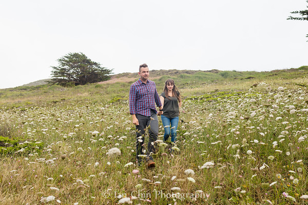 Brian and Kristin Engagement Shoot 7.28.19