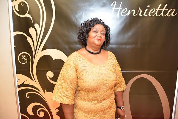 HENRIETTA CARTER JALLAH