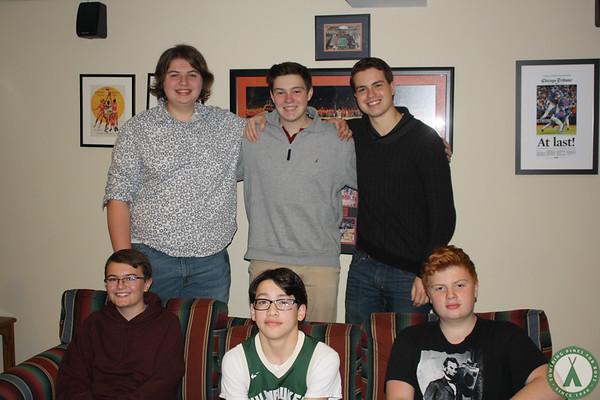 Fall Camp Reunion 2017