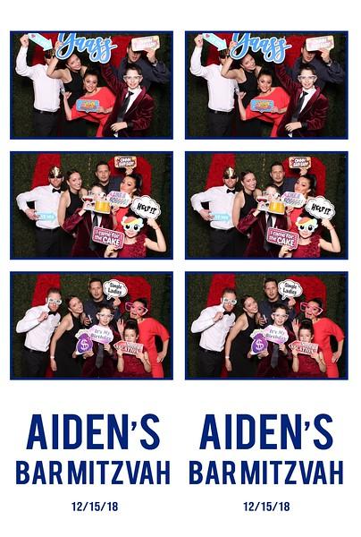 Aiden's Bar Mitzvah