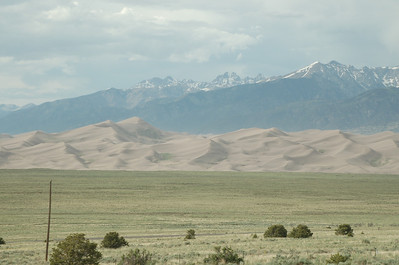Great Sand Dunes NP 2007
