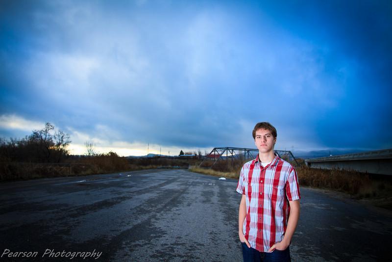 Josh's Senior Pictures