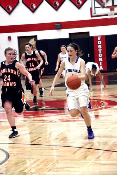 02-18-14 AW vs Ashland Varsity Girls Basketball