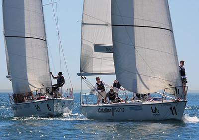 Multiple Boats - Sunday