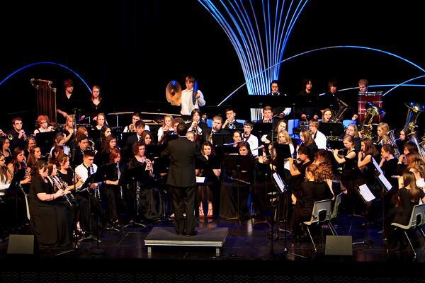 Invitational Honors Concert (Jan. 2010)