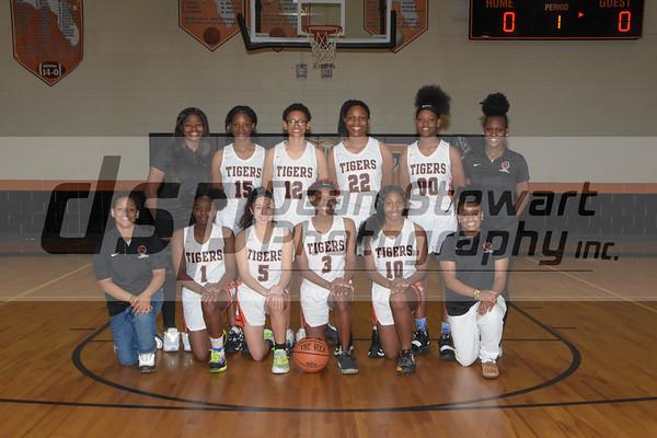 Girls Varsity Basketball 1.14.20