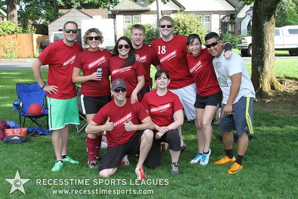 2013 Thursday Summer Kickball