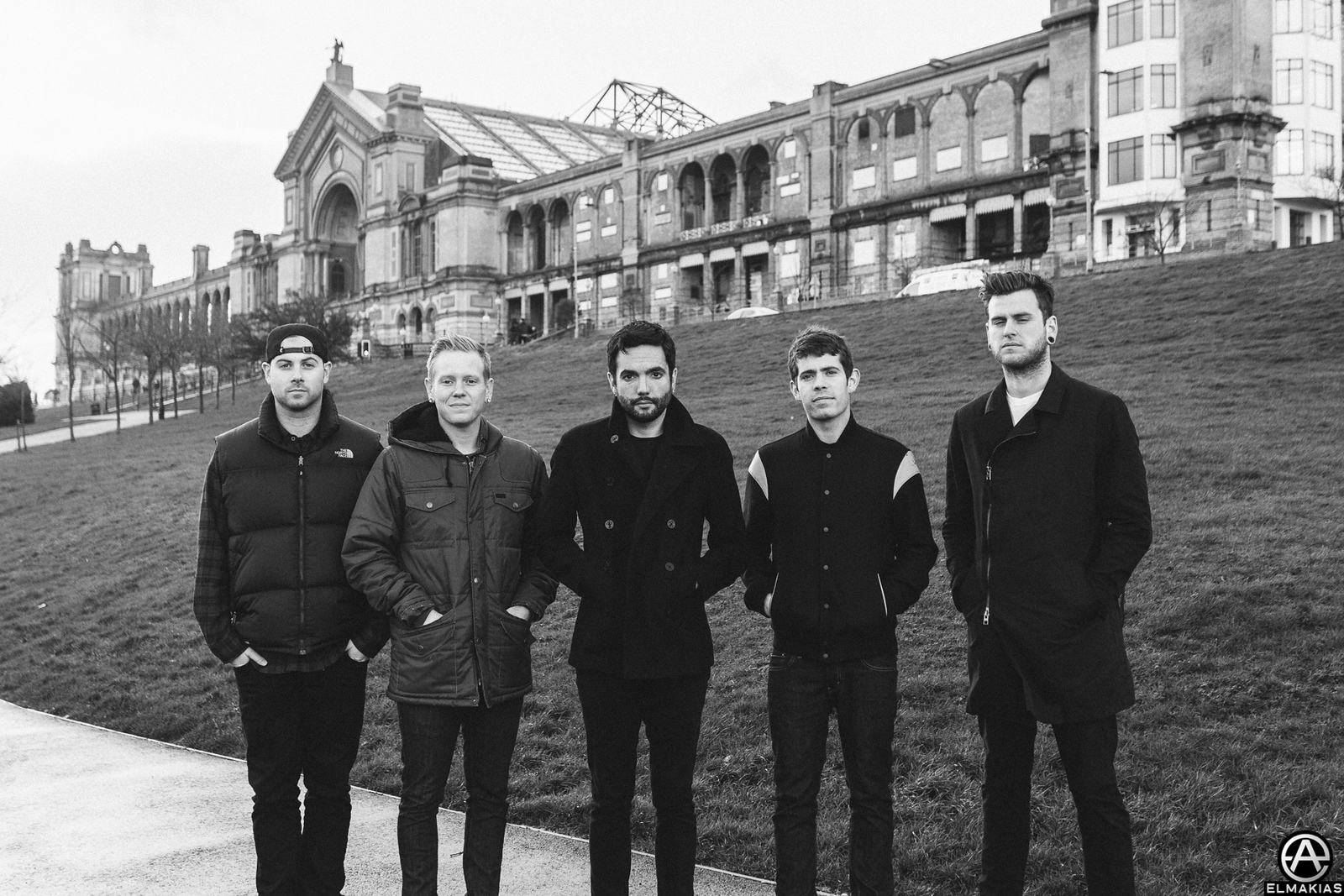 A Day To Remember with Alexandra Palace