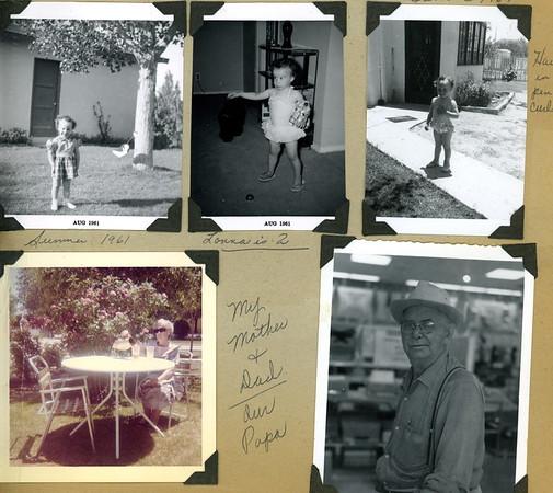 Wingate Photo Album 1957