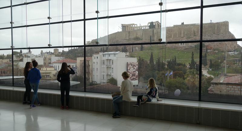 in Acropolis Museum