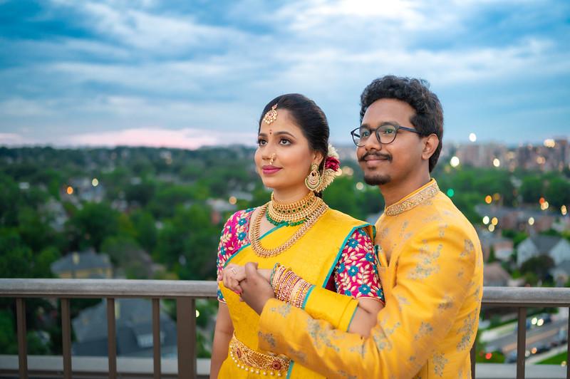 Siri Praneeth Engagement