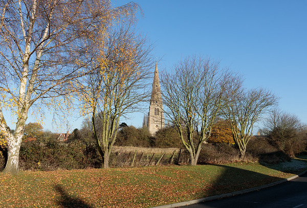Around Spaldwick (Nov 2017)