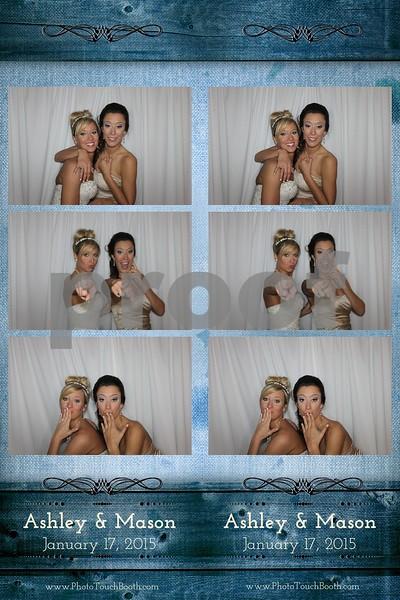 Ashley & Mason Photo Strips