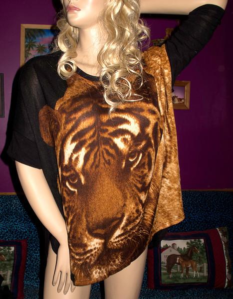 Tiger Shirt - Size XL  $15