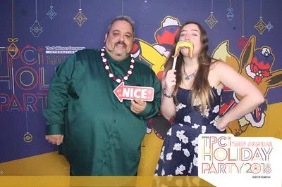 Pokemon 2018 Holiday Party