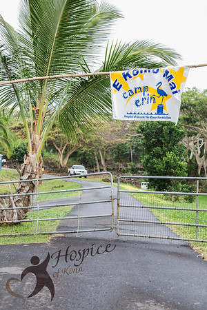 Hospice of Kona Camp Erin 2015