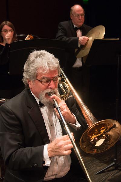 David Kanter, Emilie Mitchen, Ron Carlson --Symphony of the Potomac, January 29, 2017