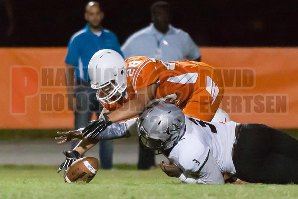 Boone Varsity Football #28 - 2014