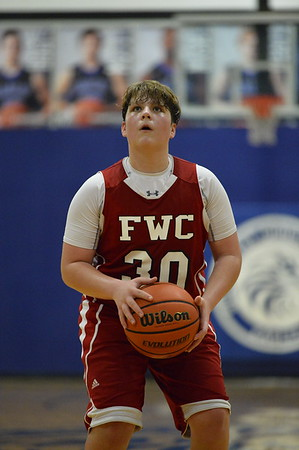 FWC Basketball 9th  1-27-2020