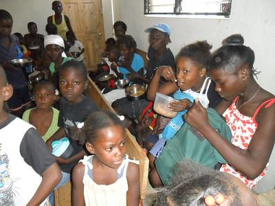 2013-02-18 Haiti Feeding Program