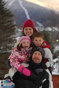 Duane Parks Family-Morse Mt. Smugglers' Notch