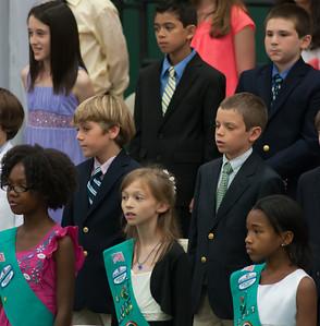 2013 Lower School Graduation