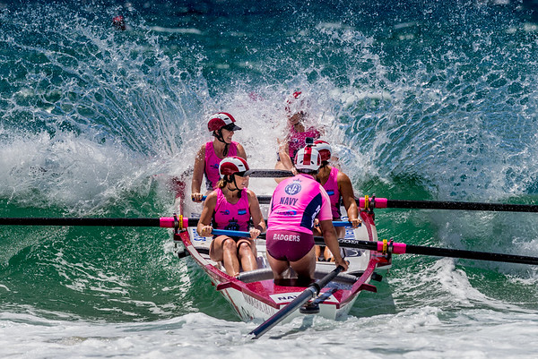 Australian Navy Surf Rowers League