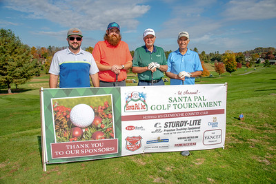 Santa Pal Golf Tourney 2020