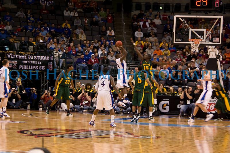 March 12, 2009 KU v Baylor MBB Big12 038