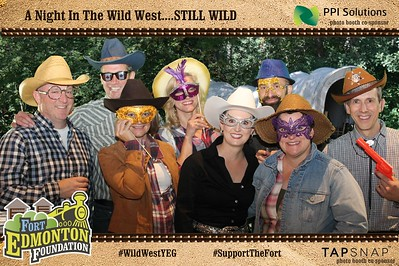 A Night In The Wild West .... Still Wild!