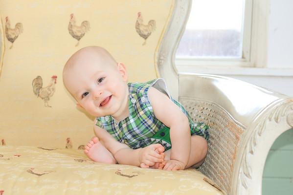 Wyatt.  Seven months.