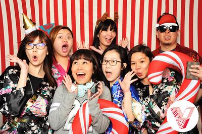 Havas Christmas Party '15